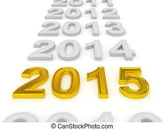 2015, καινούργιος , ευτυχισμένος , έτος