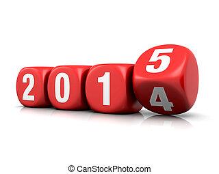 2015, νέο έτος