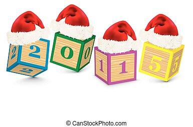 2015, おもちゃのブロック, 作られた