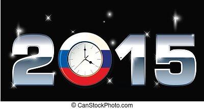 2015, 言葉, イラスト, 時計