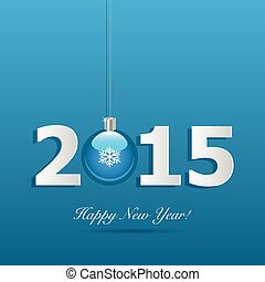 2015, 高兴的新年, 描述
