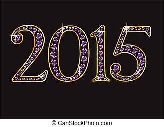 2015, ametista, gioielli