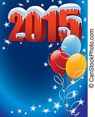 2015, balões