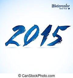 2015, caligrafía, señal