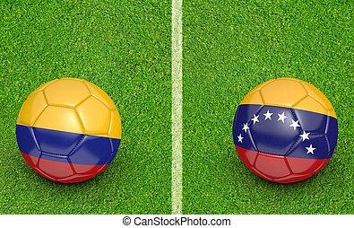 2015 Copa Colombia vs Venezuela
