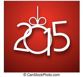 2015, dolgozat, új, cégtábla., év
