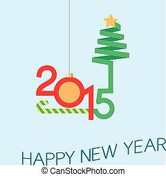 2015 Happy New Year Design