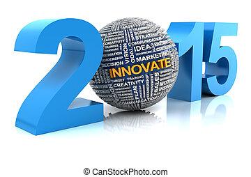 2015, innvoation, business, render, 3d