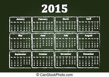 2015, kalenderjaar