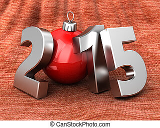 2015 new year and Christmas