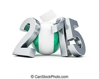 2015, nigeria, elecciones, general