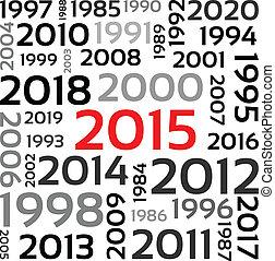 2015, -, plano de fondo