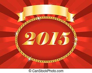 2015-red, en, goud, buitenreclame