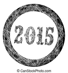 2015 rubber Stamp