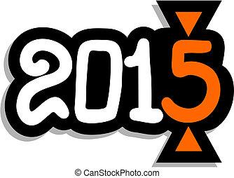 2015 symbol