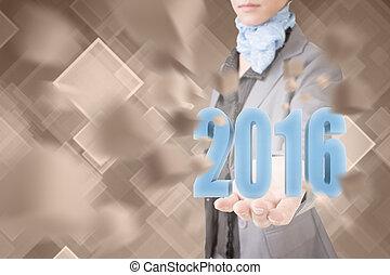 2016, концепция