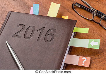2016, ノート