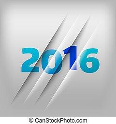 2016, 數字, 背景