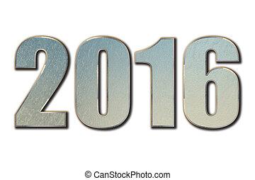 2016, 概念