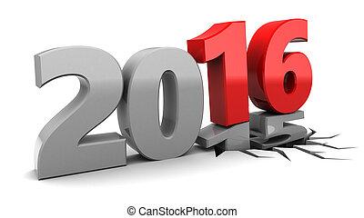 2016, année