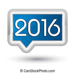 2016 Blue banner button