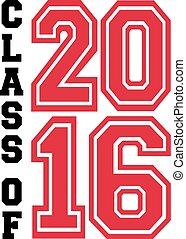 2016, collège, classe