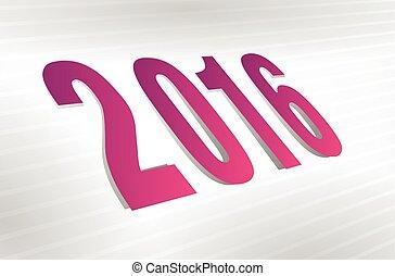 2016, fondo, anno