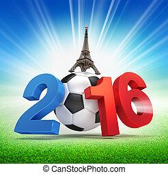2016, france