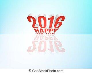 2016 Happy New Year!