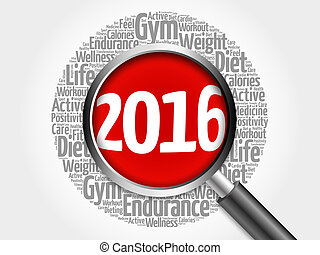 2016 health and sport goals