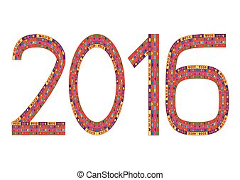 2016, multi, rok, barwny, takty muzyczne