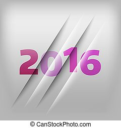 2016, numeri, fondo