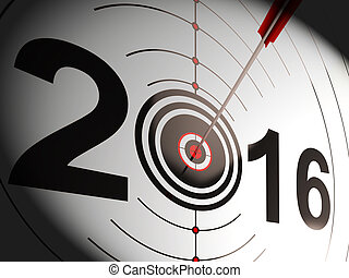 2016 Projection Target Shows Successful Future