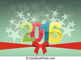 2016 ribbon