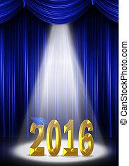 2016, riflettore, graduazione