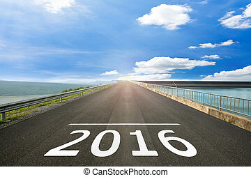 2016 - Road surface of begin to the Christian Era.