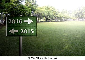 2016 signboard