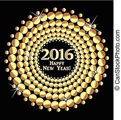 2016, szczęśliwy nowy rok