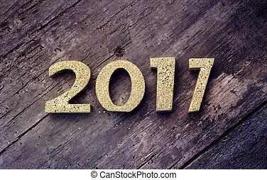 2017, année, nouveau