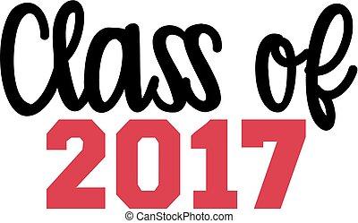 2017, classe, scritto