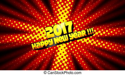 2017 Happy New Year - Happy New Year 2017 Worldwide...