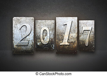 2017 Letterpress