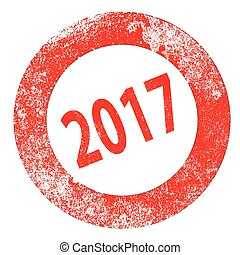 2017 Rubber Stamp