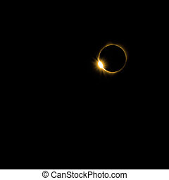 2017 Solar Eclipse of Sun by Moon