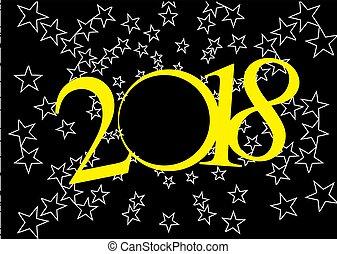 2018, 星
