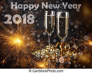 2018, anno nuovo