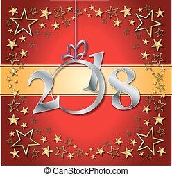 2018, ano novo