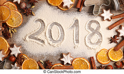 2018 background