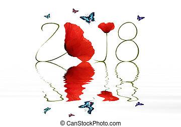 2018 flower