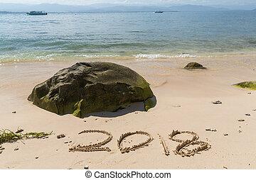 2018, nytt år